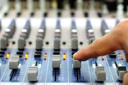 audio: Audio Controle.