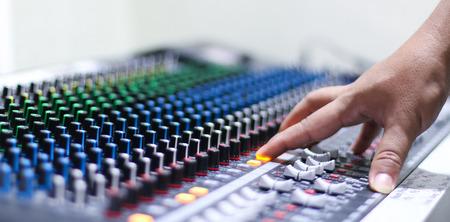 audio: Audio Control.