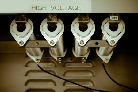 high voltage current: High Voltage and Current.