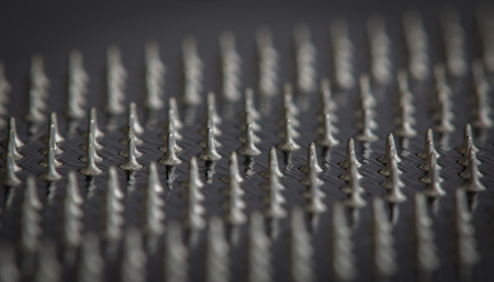 dimm: back view of computer plate as background. Stock Photo