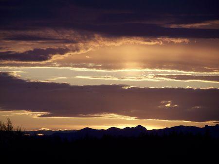 Sunbeams Imagens