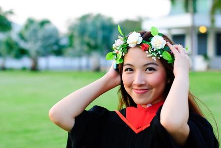 graduacion de universidad: Graduación de la Mujer