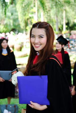 Graduation Woman