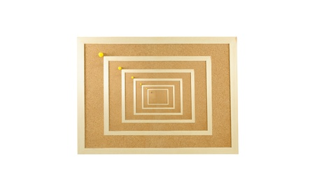 Cork board Stock Photo - 9674380