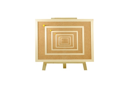 Cork board Stock Photo - 9674382