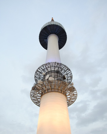 Seoul tower, Korea