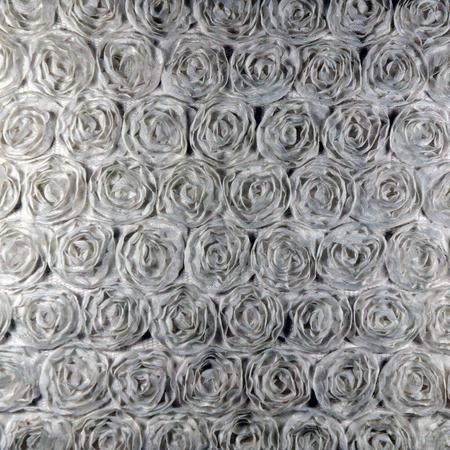 background elegant: Fondo, rosas tela gris Foto de archivo