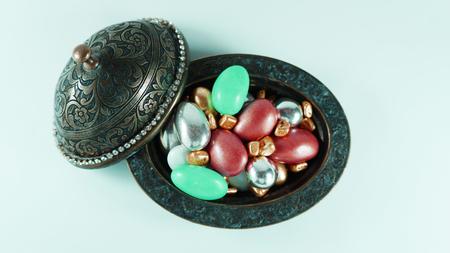 bonbonniere: Bonbonnieres, Colorful candies