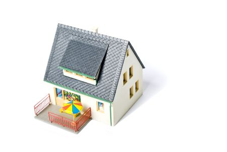 house model Stock Photo - 7068733
