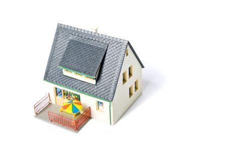 dwellings: house model