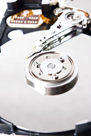 close-up of hard drive Stock Photo - 7068917
