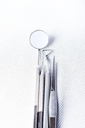 some dental tools