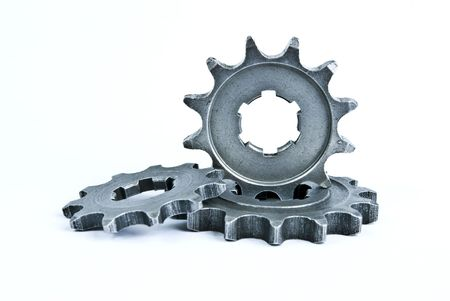 gearshift: gears Stock Photo