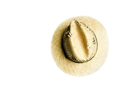 isoleted: a nice hat isoleted on white background