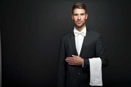 Professional waiter