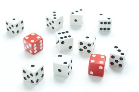 dice Stock Photo - 8242425