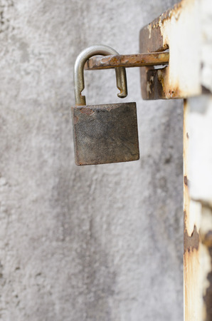 locked: locked Stock Photo