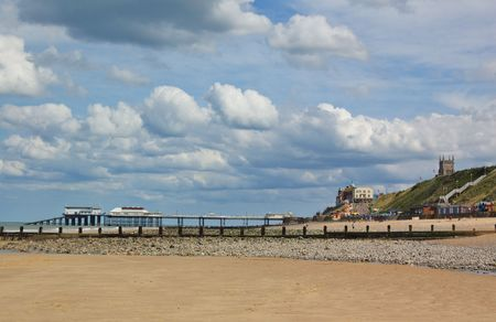 lifeboat station: Norfolk seaside town
