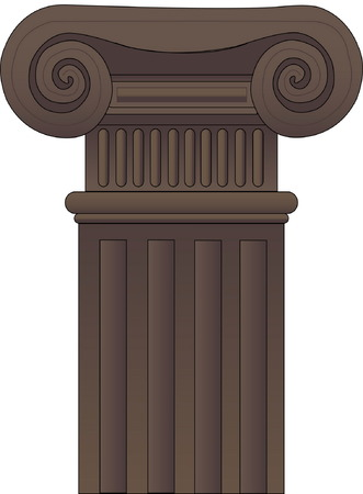 columna corintia: Columna