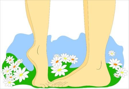 foots: Foots Illustration