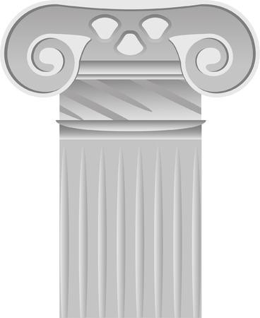 Column Иллюстрация