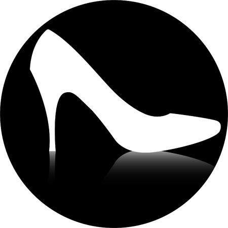 stilettos: Female shoe