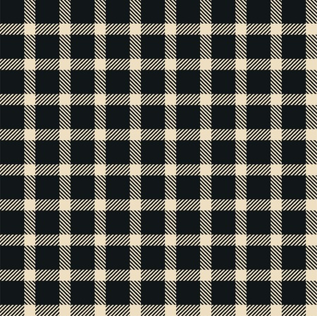 Plaid texture, seamless pattern Illustration