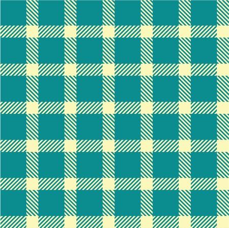 Plaid texture, seamless pattern Vector