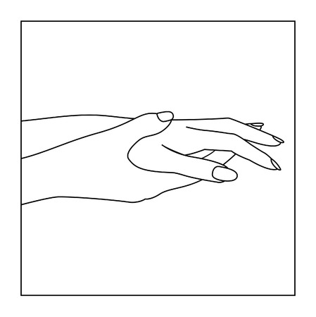 Mujeres manos