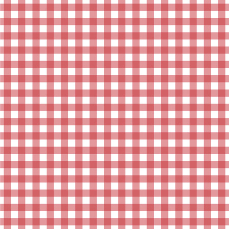 red  plaid: Seamless pattern