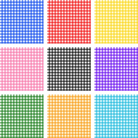Seamless striped patterns