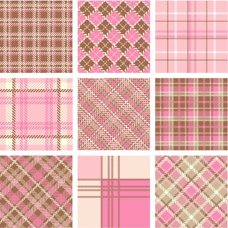 tartan: Plaid patterns