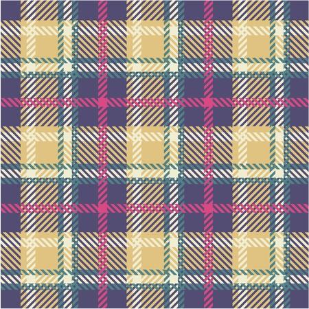 Plaid pattern Stock Vector - 10919672
