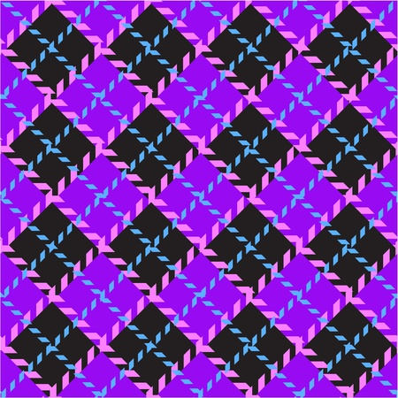 purpule: Plaid pattern