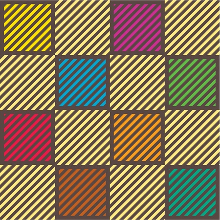 Plaid patroon
