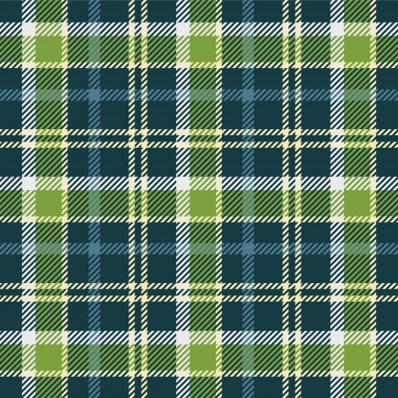 irish: Plaid pattern