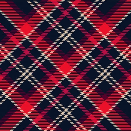 Plaid pattern Stock Vector - 13622334