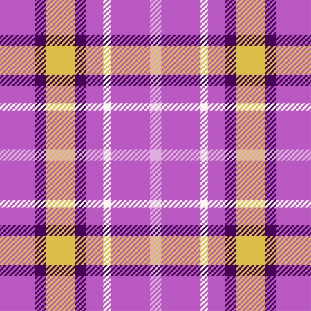 gold table cloth: Plaid pattern