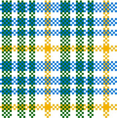 Seamless plaid pattern Stock Vector - 14742858