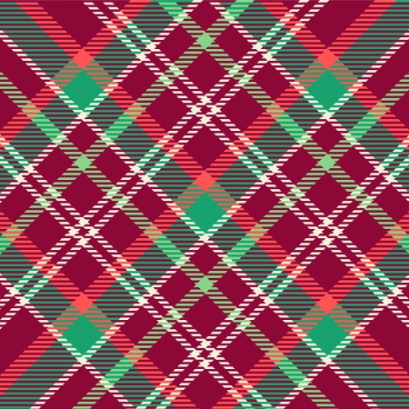 Plaid pattern Stock Vector - 14953202