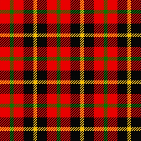 scottish: Tartan pattern