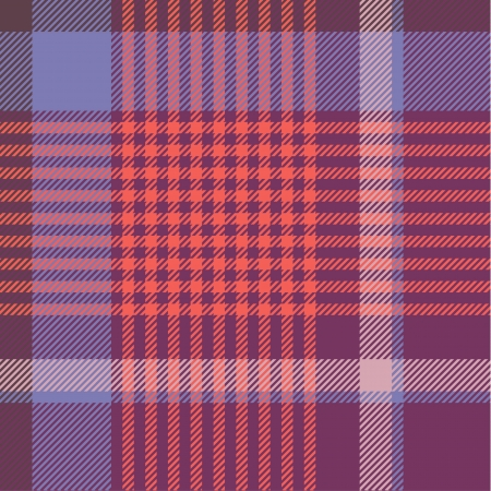 Tartan-Muster