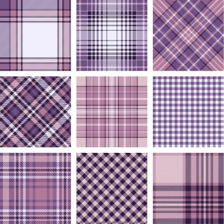 Plaid-Muster
