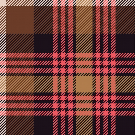 irish background: Tartan pattern