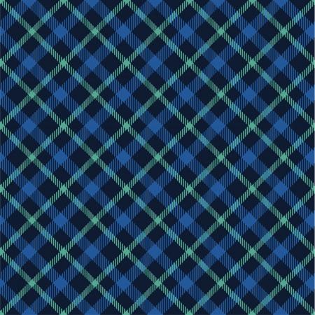 plaid: Seamless tartan pattern