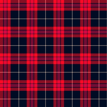 Seamless tartan pattern Stock Vector - 16078325