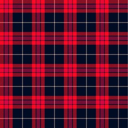 Seamless tartan pattern Stock Vector - 16078325