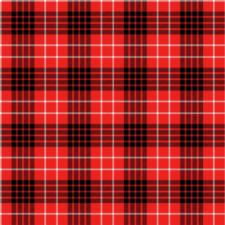 Seamless tartan pattern Stock Vector - 16078327