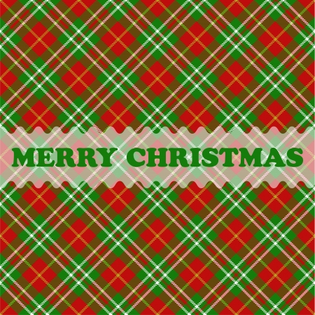 irish christmas: Christmas greeting card