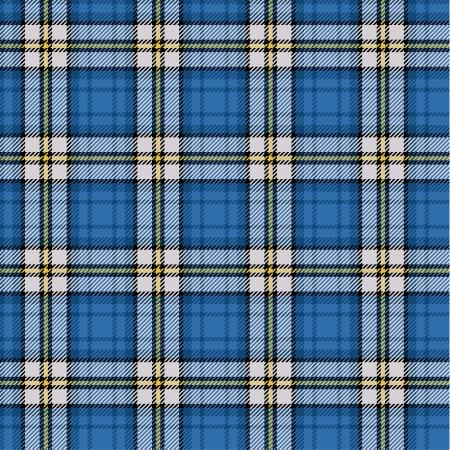 irish background: Seamless tartan pattern